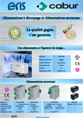 Catalogue Alimentation stabilis�e cabur