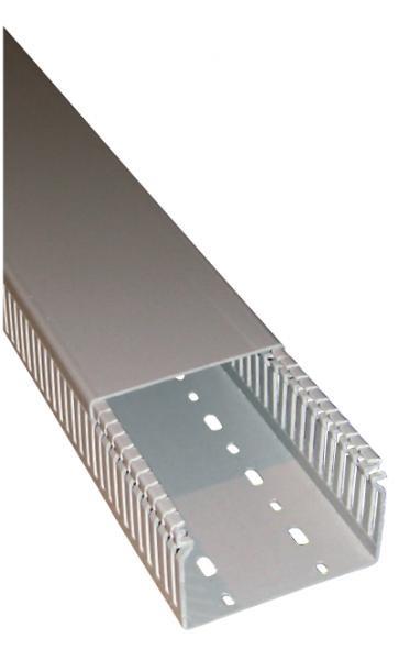 Goulotte de c blage 60x40 lg 2m gri ref eris gc6040 for 2m distribution