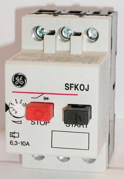 ref eris gamme industrielle disjoncteurs moteur magn to thermique. Black Bedroom Furniture Sets. Home Design Ideas